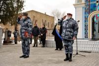 В Евпатории почтили память погибшего бойца «Беркута» Андрея Федюкина