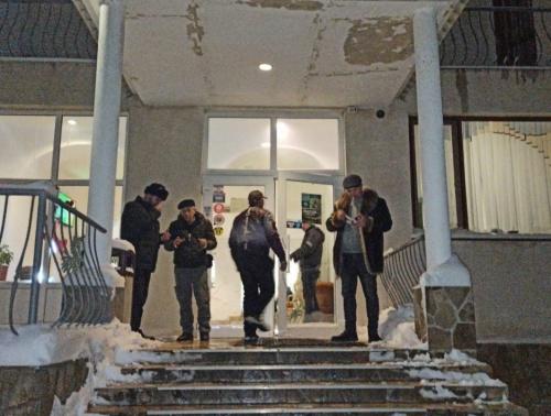 Более 220 иногородних пассажиров провели ночь в Керчи