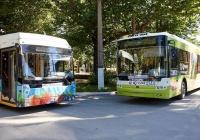 К новому медцентру под Симферополем пустили троллейбусы