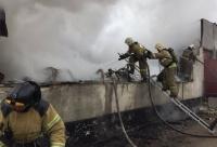 В Гагаринском районе Севастополя загорелось помещение химчистки
