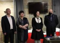 В рамках Межрегиональной эстафеты памяти Керчи из Новосибирской области вручили архивные документы