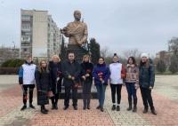 В Евпатории прошла Всероссийская акция «Защитим память героев»