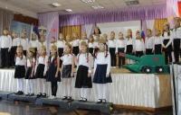 В ялтинской средней школе-коллегиуме №1 состоялся творческий фестиваль «Вехи Великой Победы»