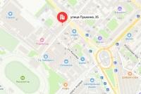 В Симферополе запретили организовывать рынок на ул. Пушкина