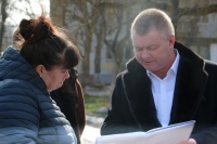 В Керчи обсуждают проекты благоустройства дворов