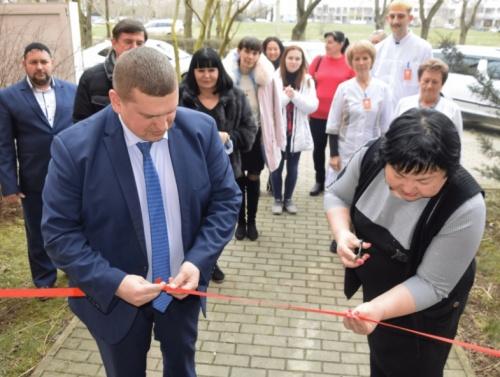 В Евпатории открылся Центр паллиативной помощи