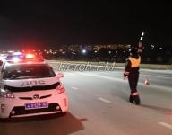 За праздничные дни в Керчи нашли 5 пьяных водителей за рулем