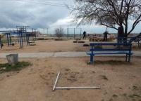 Севастополь потерял участок земли у моря в парке Победы