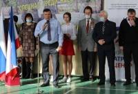 В Джанкое прошел турнир по армейскому рукопашному бою