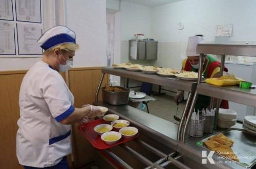Госучреждения Крыма призывают сменить процедуру выбора поставщика продуктов питания