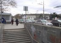 Подземный переход на остановке «Памятник Матросу Кошке» отремонтируют в 2022 году