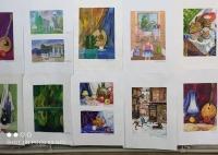 Ялтинская детская художественная школа им. Ф.А. Васильева принимает участие в Республиканском конкурсе «Юный художник»