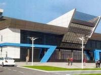 Аксенов поедет открывать Дворец спорта и новый спорткомплекс в Евпатории