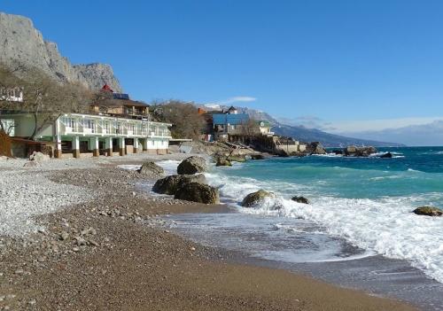 Курортный сезон Форос встретит благоустроенными пляжами