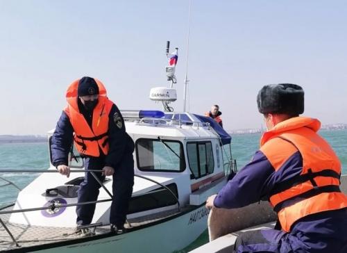 В акватории Керченского пролива прошли межведомственные учения