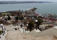 Факельное шествие в Керчи пройдет по Большой Митридатской лестнице
