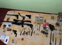 На 13-м судоремонтном заводе в Севастополе изготовляли винтовки и сюрикены
