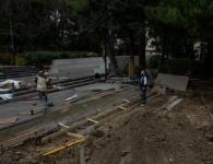 Власти Ялты решили принять после ремонта парки и скверы с претензиями к подрядчику