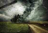 МЧС объявило в Крыму штормовое предупреждение до 20 апреля из-за ветра