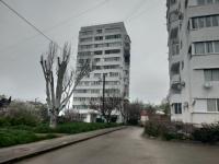 В Севастополе случился пожар в 12-этажке у Гагаринской администрации