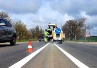 «ВАД» досрочно выполнил ремонт двух участков дороги на Евпаторию