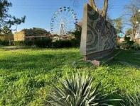 Капремонт детской площадки в евпаторийском парке им. Фрунзе обойдётся в 30 млн рублей