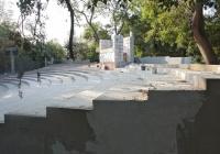 На снос бетонного «колизея» вокруг «Ракушки» в Севастополе выделили деньги