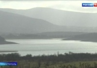 Запасов Чернореченского водохранилища Севастополю хватит до конца года