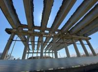 В Керчи уже четыре месяца разбирают Буденновский мост