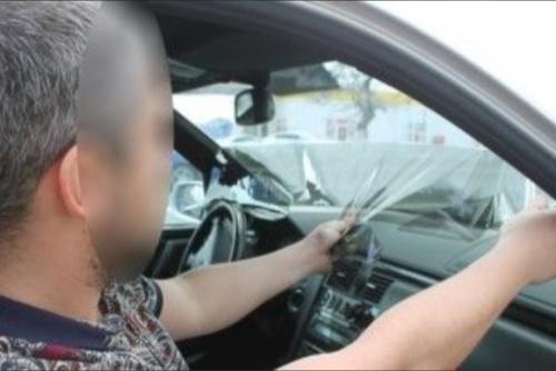 Жителя Евпатории арестовали на двое суток за тонировку автомобиля