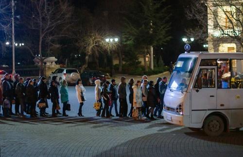 В Севастополе на Пасху общественный транспорт будет работать во «всенощном» режиме
