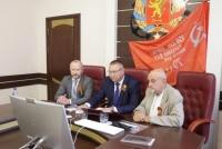 Керчь приняла участие в победной перекличке городов-героев РФ, Беларуси и Украины