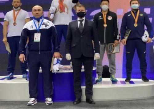 Борец Гурам Черткоев из Алушты – победитель международного турнира «Иван Ярыгин»