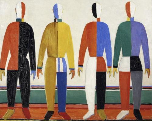 Картины Малевича, Филонова и Айвазовского представят в Севастополе