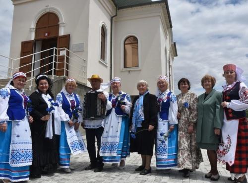 Фестиваль белорусской культуры «Под покровительством Евфросинии Полоцкой»