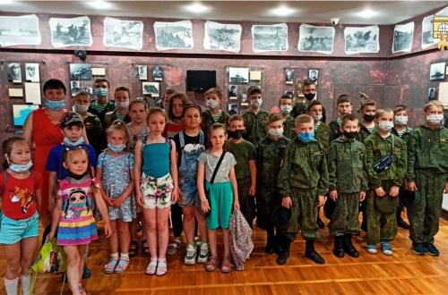 Евпаторийский краеведческий музей ко Дню России
