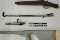 Жителю Алушты грозит пять лет колонии за хранение и переделку оружия