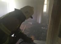 В Алуште ночью горела 12-этажка: эвакуировано 5 человек
