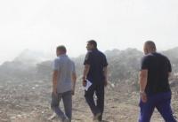 Тление по нескольким очагам: МЧС о ситуации на полигоне в Евпатории
