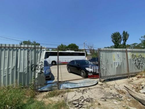 Экскурсии в Керчи начинаются с разрухи