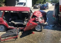 Подробности ДТП в Алупке: один человек погиб, двое получили травмы