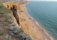В Севприроднадзоре рассказали о подверженных обрушениям грунта участках побережья