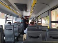 Соблюдение масочного режима в керченском транспорте контролируется ежедневно