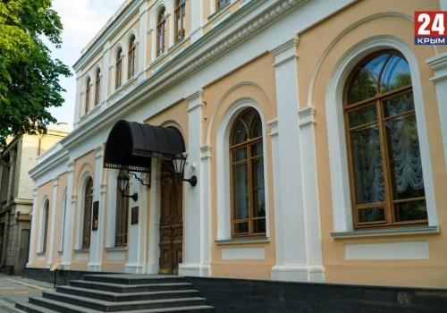 До и после: как в Симферополе преобразились музучилище имени Чайковского и здание Дворянского собрания