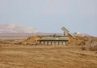 На крымском полигоне Опук проходит полевой выход инженерных подразделений армейского корпуса ЧФ