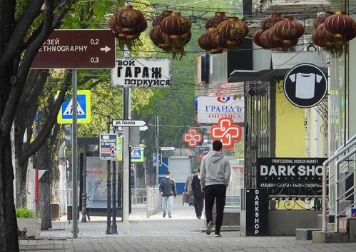 Власти Симферополя прекратили согласование наружной рекламы до разработки новых правил