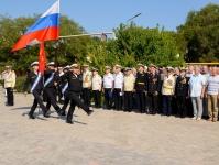 Годовщина со дня основания 78-го корабельного противолодочного вертолетного полка в Мирном