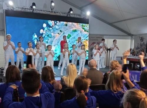 В школу археологов в Севастополе приехали дети со всей страны