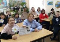 Минздрав РК: Санаторий для детей и детей с родителями «Смена» проводит мероприятия в рамках акции «Белый цветок»