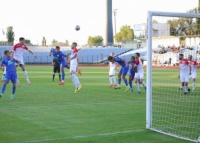 Симферопольский стадион «Локомотив» принял первое за 4 года крымское дерби